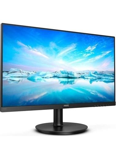 """Philips Philips 242V8LA 23.8"""" 4ms 75Hz Freesync DP-HDMI+VGA VA Gaming Monitör Renkli"""